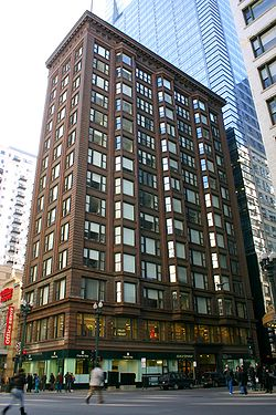 Architecture Buildings Chicago